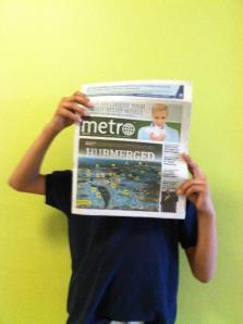 Paperboy Metro Pic